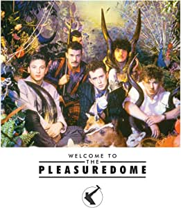 Welcome To The Pleasuredome [12 inch Analog]