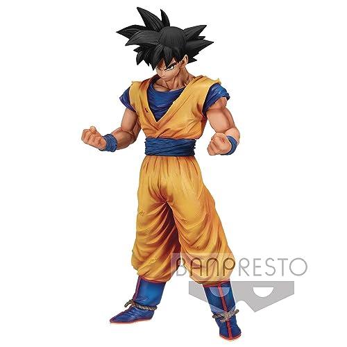 GOTENKS Dragon Ball Z Grandista Resolution of Soldiers 2 x head Loose Figure