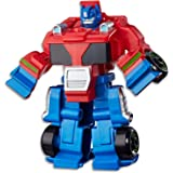 "PLAYSKOOL Heroes - Transformers - 4.5"" Optimus Prime - Rescue Bots - Kids Toys - Ages 3+"