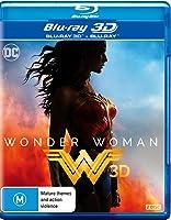 Wonder Woman (2017) (3D Blu-ray/Blu-ray)
