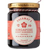 Shermay's Singapore Fine Food Singapore Meat Marinade, 240ml