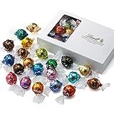 リンツ (Lindt) チョコレート リンドール テイスティングセット [ピック&ミックス] 22種 23個入り 個包装…