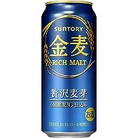【新ジャンル/第3のビール】新・サントリー 金麦 [ 500ml×24本 ]