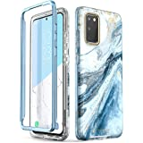 i-Blason Cosmo Series Case for Samsung Galaxy S20 5G (2020 Release), Slim Stylish Protective Bumper Case Without Built-in Scr