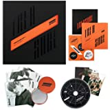 ATEEZ First Album - Treasure EP.1 : All to Zero CD + Sticker + on Pack Poster + Postcards + Photocards + FREE GIFT / K-POP Se