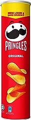 Pringles Galaxy Potato Chips, Original, 147g