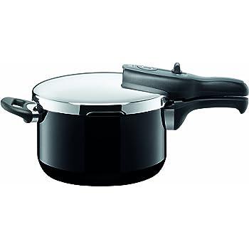 silit silargan 【日本正規品】 圧力鍋 シコマチック Tプラス 4.5L ブラック