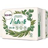 Kotex Nature Super Ultrathin 24cm, 12 count