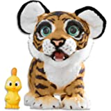 furReal - Roarin Tyler the Playful Tiger interactive plush pet - Kids Toys - Ages