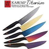 スミカマ (SUMIKAMA) 霞(KASUMI) チタニウム 剣型包丁