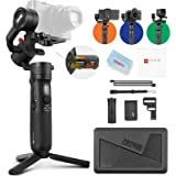 ZHIYUN Crane M2 3-Axis Gimbal Stabilizer for Light Mirrorless Camera,Action Camera,Smartphone,For Sony A6300 RX100M,GX85,Gopr