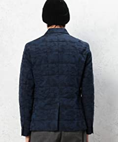 Quilted Work Jacket 3222-699-0280: Camouflage