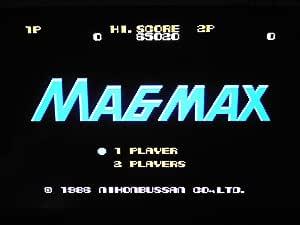 マグマックス