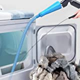 Sealegend Universal Dusty Brush Vacuum Attachment Dust Cleaning Sweeper Vacuum Duster Attachment with Universal Adapter Flexi