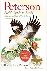 Peterson Field Guide to Birds of Eastern and Central North America, Sixth Edition Paperback