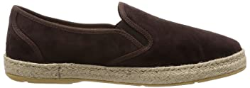 Way Suede 1431-343-5389: Dark Brown