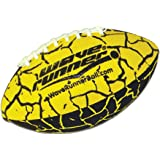 Wave Runner Grip It Waterproof Football- Size 9.25 Inches with Sure-Grip Technology | Let's Play Football in The Water! (Rand