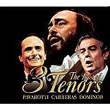 永遠の歌声 3大テノール の世界 ルチアーノ・パヴァロッティ ホセ・カレーラス プラシド・ドミンゴ ( CD3枚組 ) 3CD-326