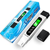 Water Quality Tester, Accurate and Reliable, HoneForest TDS Meter, EC Meter & Temperature Meter 3 in 1, 0-9990ppm, Ideal Wate