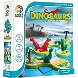 エスエムアールティゲームス(SMRT Games) 恐竜アイランド パズル 22x17.5cm SG282JP 正規品