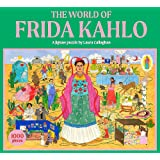 The The World of Frida Kahlo 1000 Piece Puzzle: A Jigsaw Puzzle