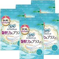 【まとめ買い】ソフィ シンクロフィット 12ピース×5個パック(unicharm Sofy)