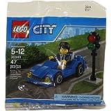 LEGO City Blue Car 30349 polybag
