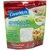 Covermate Stretch-to-fit Food Covers - 2 pack