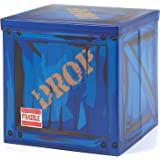 """Large Loot Drop Box - Gamer Birthday Party Supplies - Goes with Merch, Chug Jugs, Pickaxes - Decor Gift Accessory (14"""" x 14"""""""