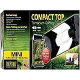 Exo Terra Mini Compact Top Canopy, 30 cm