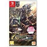 SD GUNDAM G GENERATION CROSS RAYS (English, Japanese, Traditional Chinese, Simplified Chinese, Korean Subs) for Nintendo Swit
