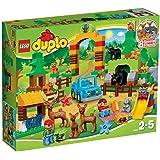 """レゴ (LEGO) デュプロ の森 """"もりのこうえん"""" 10584"""