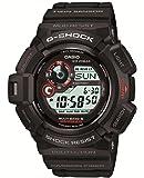 [カシオ] 腕時計 ジーショック MUDMAN 電波ソーラー GW-9300-1JF ブラック