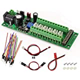 PCB012 1set Power Distribution Board Self-Adapt Distributor HO N O LED Street Light Hub DC AC Voltage Train Power Control