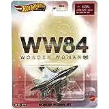Hot Wheels Wonder Woman Invisible Jet