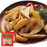 [スターゼン] フライドポテト 2kg 皮つき ポテト 冷凍食品 業務用 大容量 ナチュラルカットポテト