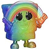 Funko Spongebob Rainbow Pride Pop Vinyl Figures