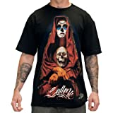 Sullen Clothing Men's Acuna Badge Short Sleeve Tee