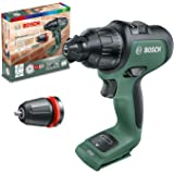 Bosch Cordless Brushless Hammer Impact Drill AdvancedImpact 18 (Without Battery, 18 Volt System, in Box)