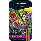 Prismacolor PC952 Premier Pencils Set 12 Coloured,120W x 19D x 260H mm