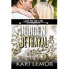 Hidden Betrayal (Love on the Line): Book 4