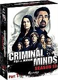 クリミナル・マインド/FBI vs. 異常犯罪 シーズン12 コレクターズ BOX Part1 [DVD]