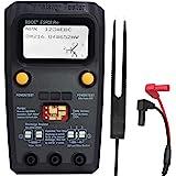 BSIDE ESR02 PRO Digital ABS Transistor Tester SMD Components Meter Mega328 NPN/PNP Diode Triode Capacitor Inductance ESR Chec
