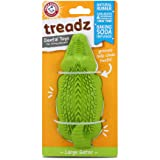 Arm & Hammer Super Treadz Gator Chew Toy for Dogs | Best Dental Dog Chew Toy | Reduces Plaque & Tartar Buildup Without Brushi