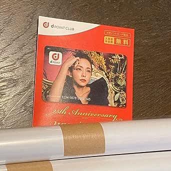 安室奈美恵 Finally dカード タワレコ 限定 ポスター 2枚