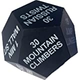 Series 8 Fitness Exercise Dice 2020 Edition - Light Grey