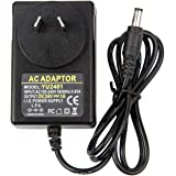 CFSadapter AC 100-240V Converter to DC 24V 1A Power Supply Adapter, 24W Switching Power Supply Charger DC Connector Jack 5.5x