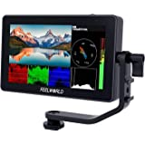 FEELWORLD F6 Plus 5.5 inch DSLR Camera Field Touch Screen Monitor with 3D Lut Small Full HD 1920x1080 IPS Video Peaking Focus