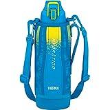 サーモス 水筒 真空断熱スポーツボトル ブルーカモフラージュ 1.0L FHT-1000F BL-C