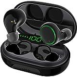 Bluetooth イヤホン ワイヤレス イヤホン【Bluetooth5.0第二世代 IPX8防水/ 最大120時間音楽…